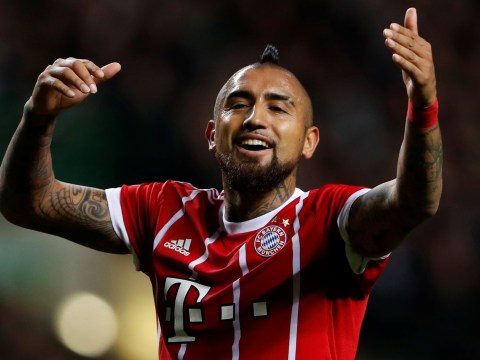Bayern Munich set asking price for Arturo Vidal after Chelsea submit first offer