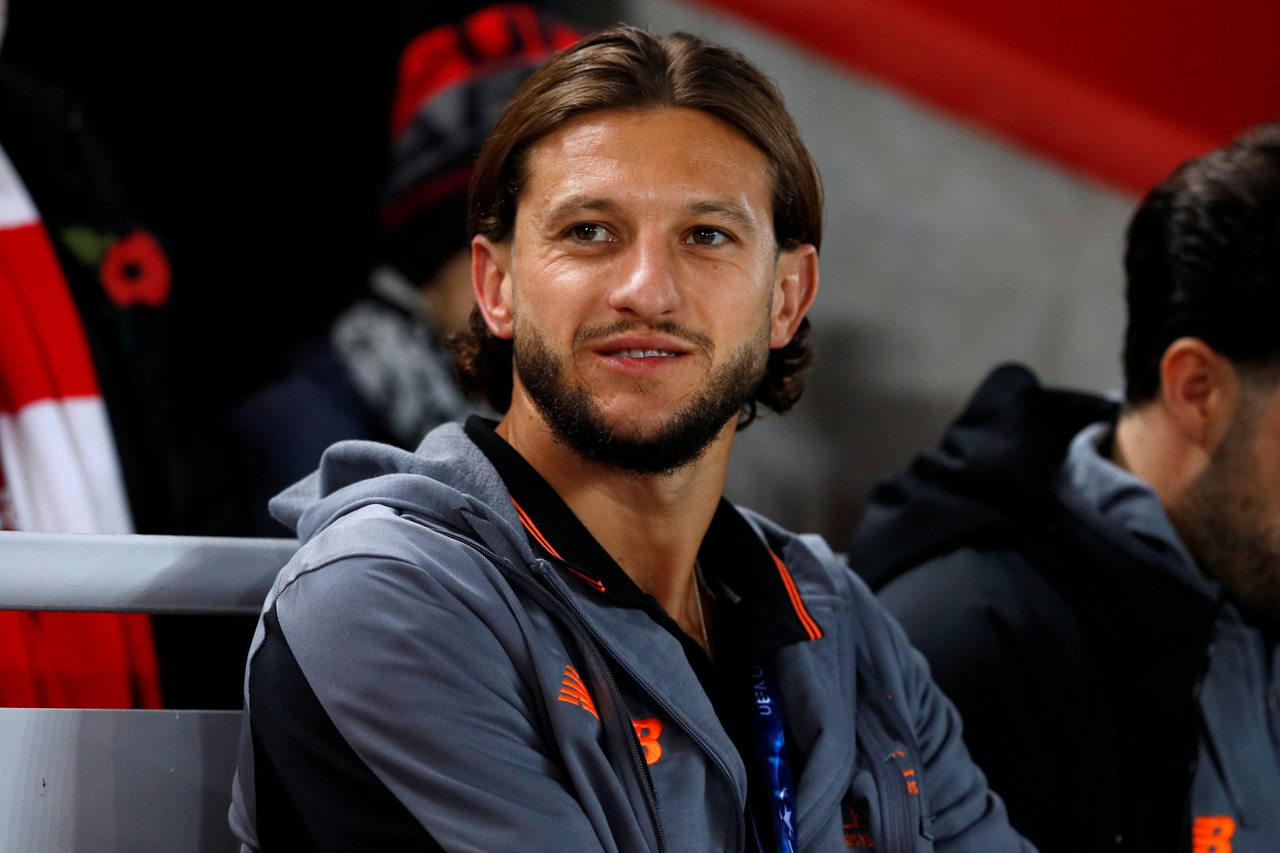 Adam Lallana penciled in to feature against Southampton on November 18