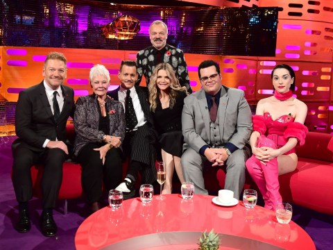 Who is on the Graham Norton Show tonight? Murder On The Orient Express cast takes over the couch