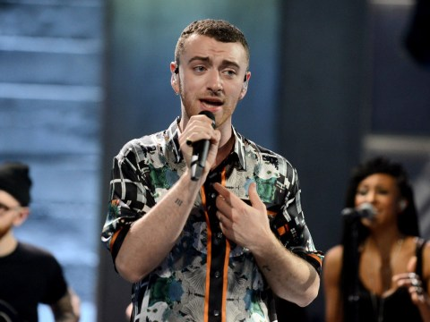 Sam Smith promises to 'sing the sh*t out of the next two years' as he wows at emotional comeback gig