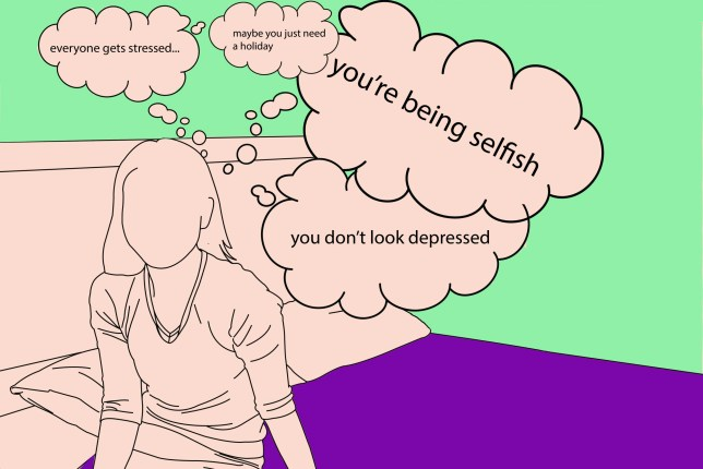 10 hurtful things people have said to me about my mental illness