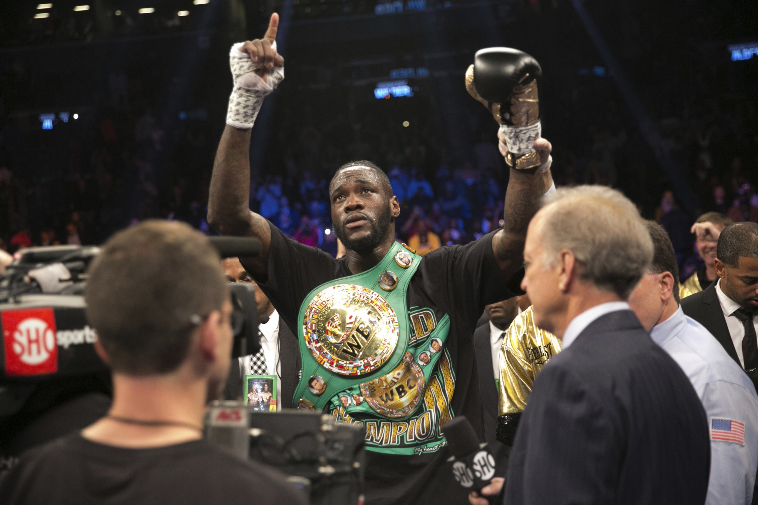 Deontay Wilder net worth revealed as he builds to Anthony Joshua super fight