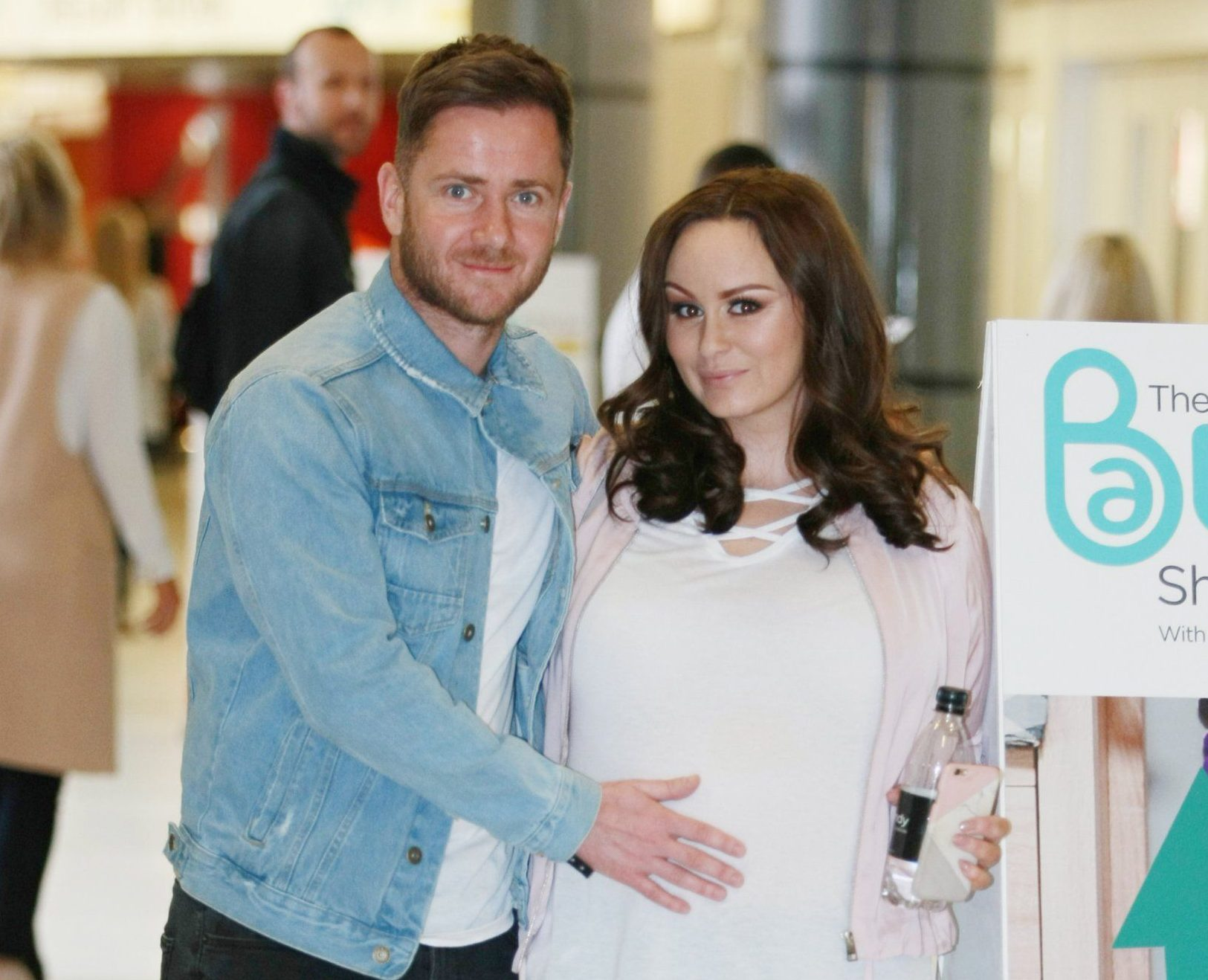 Chanelle Hayes shares heartbreaking post in wake of relationship split just months after giving birth: 'I'm dying inside'