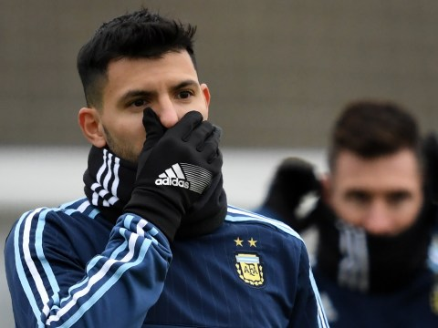 Sergio Aguero ready to leave Manchester City in 2019 and return to Independiente