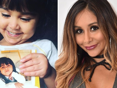 Jersey Shore's Snooki is twinning with her three-year-old daughter