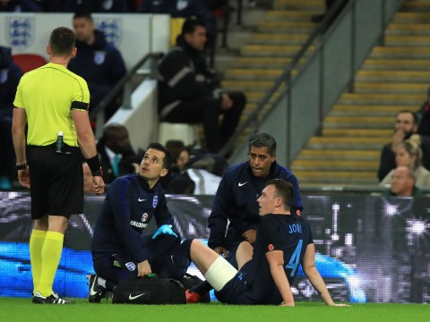 Gareth Southgate tries to allay Manchester United fears over Phil Jones injury during England 0-0 Germany
