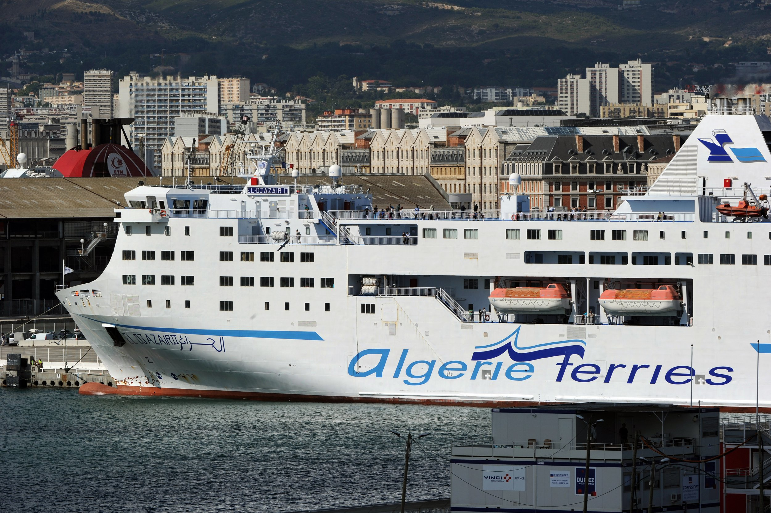 Dozens injured in passenger ferry fire close to Majorca