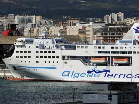 Dozens injured in passenger ferry fire close to Majorca
