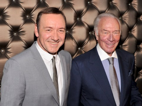 Christopher Plummer says Kevin Spacey allegations are 'such a shame' as he replaces him in new film