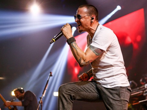 'Absolutely no way!': Chester Bennington hologram would be 'awful' for Linkin Park