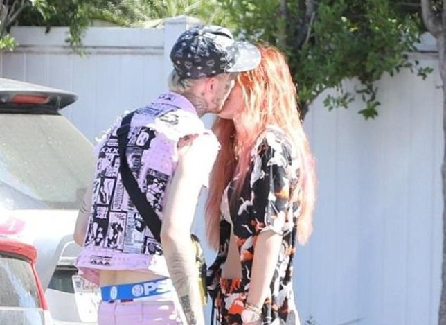 Bella Thorne pays tribute to ex Lil Peep in tearful