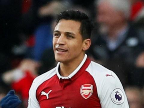 Alexis Sanchez agent travels to France for talks with Paris Saint-Germain