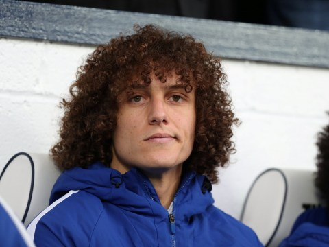 Antonio Conte confirms David Luiz's first-team absence is not due to injury
