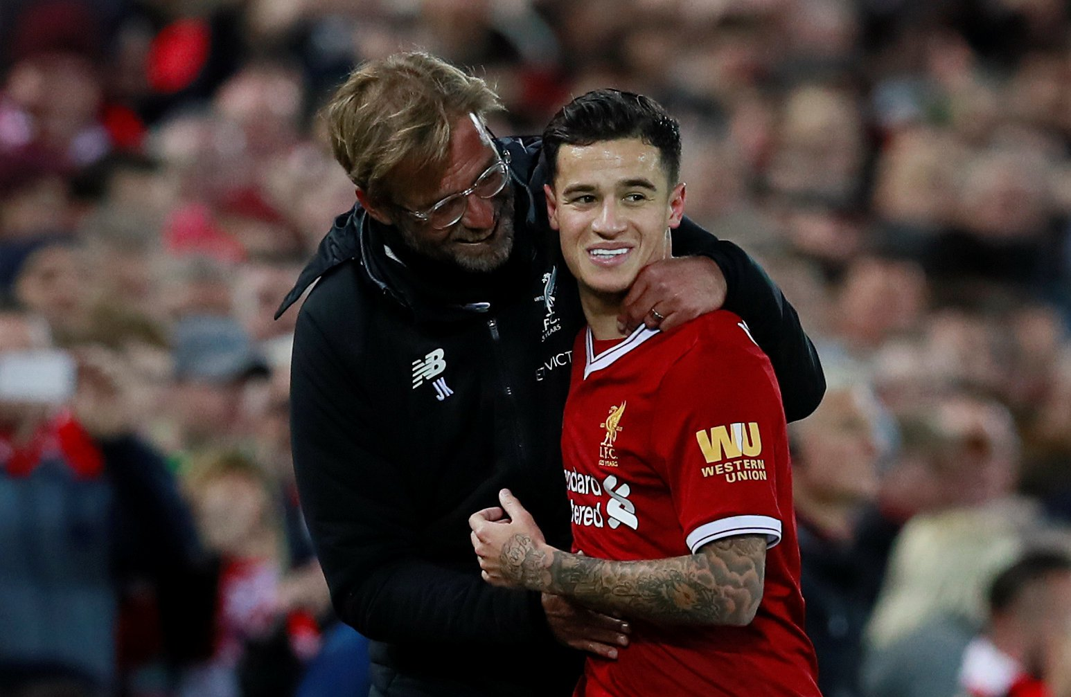 Philippe Coutinho hints at fresh problem for former Arsenal star Alex Oxlade-Chamberlain at Liverpool