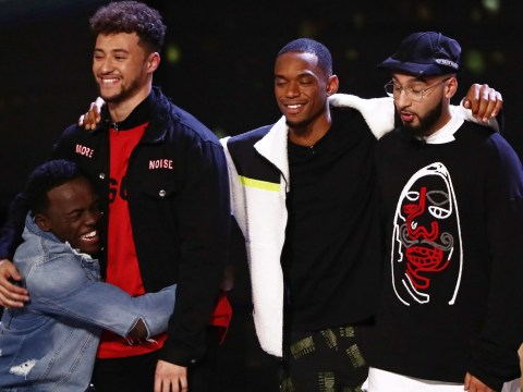 X Factor's Rak-Su praise Simon Cowell for his hands-on mentoring and 'amazing words of wisdom'