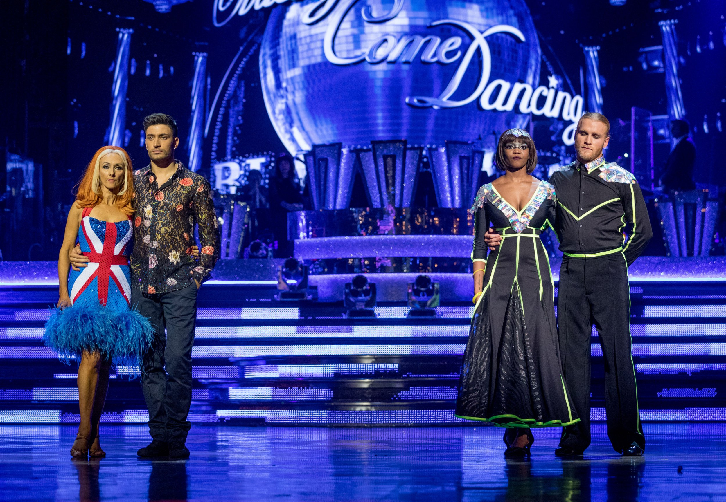 Strictly Come Dancing shock as Debbie McGee falls into the bottom two – but Jonnie Peacock is sent packing