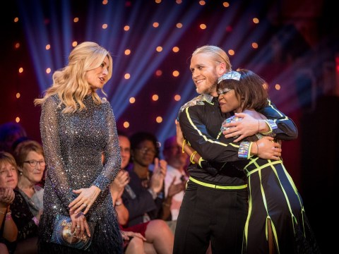 Strictly viewers praise Jonnie Peacock's 'touching' exit speech as he leaves the show