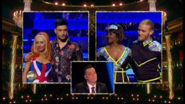 Strictly Come Dancing Jonnie Peacock Debbie McGee