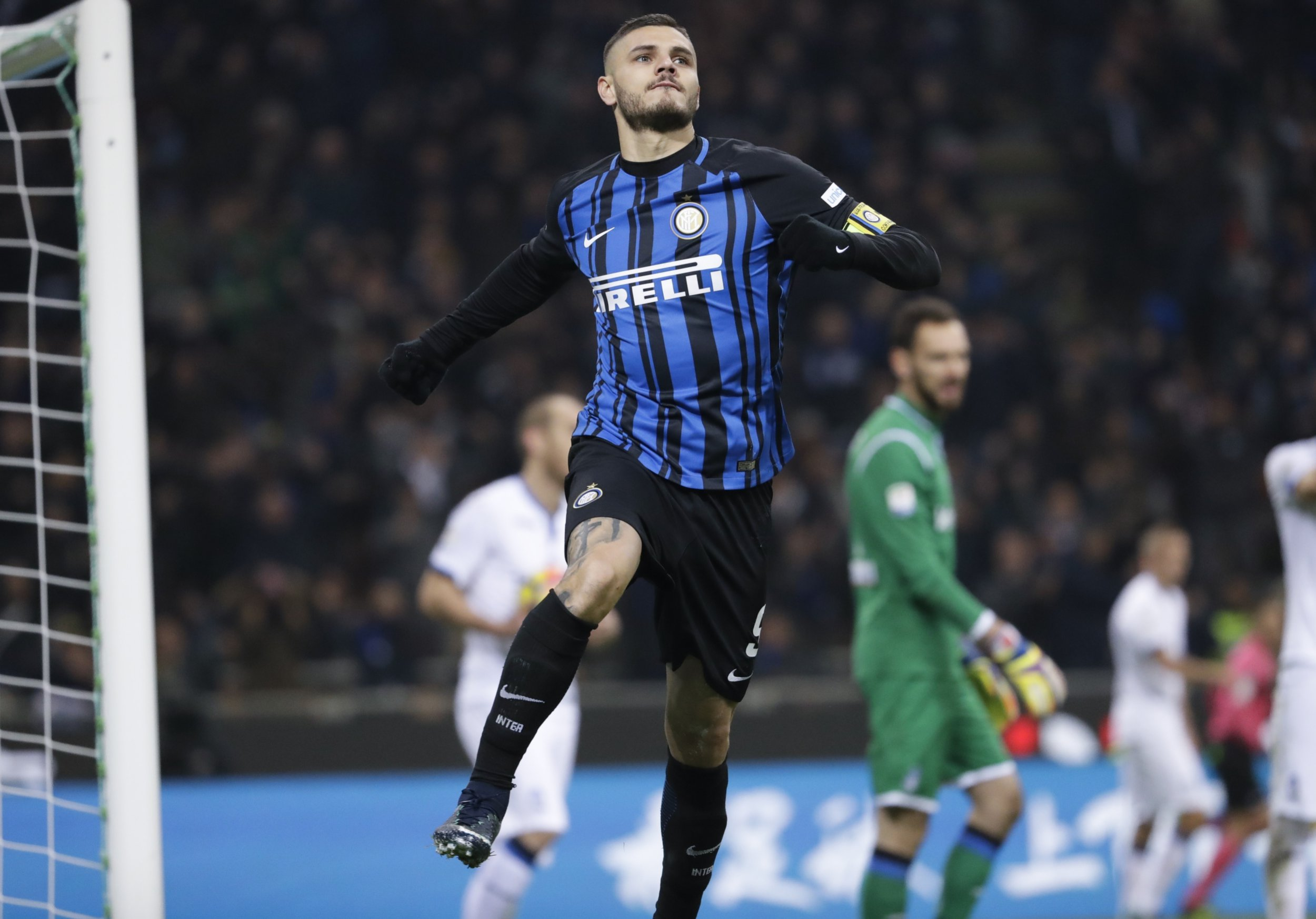 Arsenal and Chelsea transfer target Mauro Icardi worth £176million, says Inter star's agent