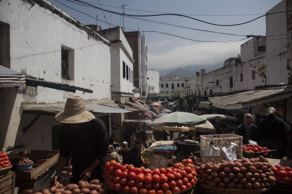 Fifteen dead after stampede at market in Morocco
