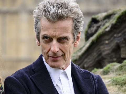 Peter Capaldi 'cried' when announcing his Doctor Who exit and now we need to weep too