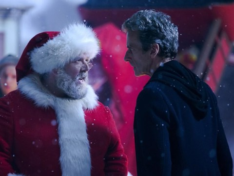 When and what time is the Doctor Who Christmas special on?