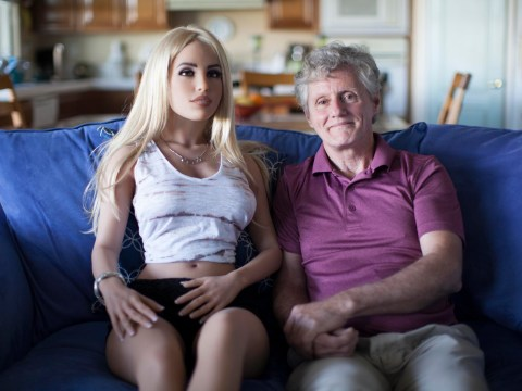 Man sleeps with his sex robot four times a week and says his wife doesn't mind