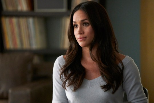 Meghan Markles Hottest Suits Moments Ahead Of Season 7 Wedding