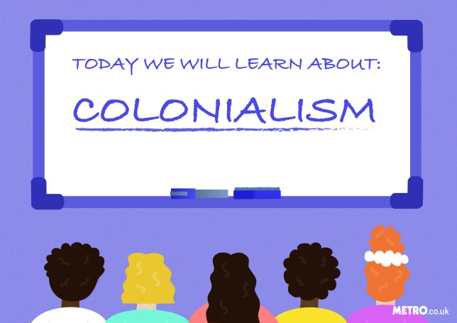 School children must learn the full truth about colonialism