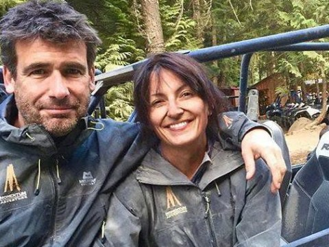 Who is Matthew Robertson? Everything you need to know about Davina McCall's husband