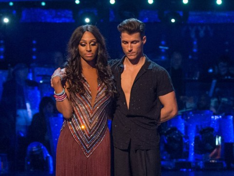 Strictly favourite Alexandra Burke in shock bottom two result – but judges send Susan Calman packing