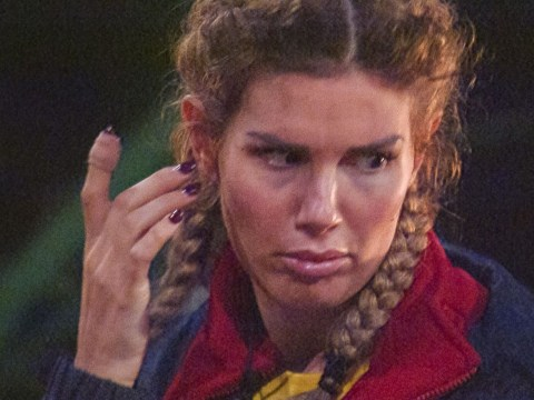 I'm A Celebrity fans label 'bossy' Rebekah Vardy 'Lord Vardymort' after her reaction to failing task