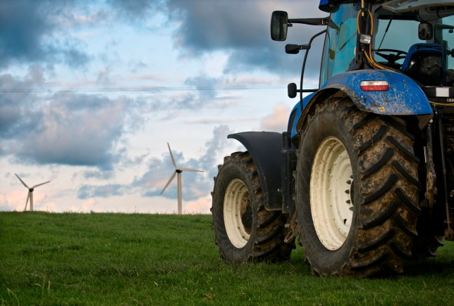 Farmer fined for trying to pick up women in his tractor