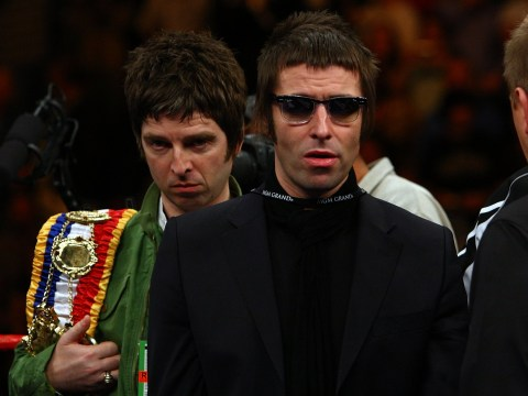Liam and Noel Gallagher have finally kissed and made up after over a decade of feuding