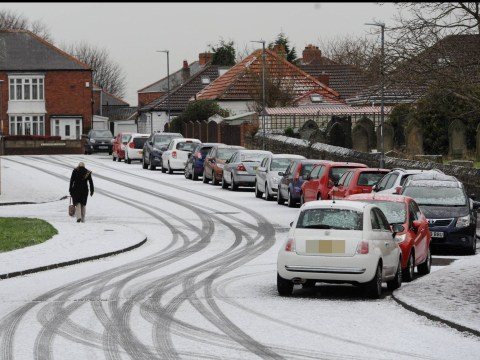 It could hit -7°C tonight on coldest night of the year