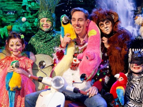 When is The Late Late Toy Show 2017 and how can you watch it abroad?