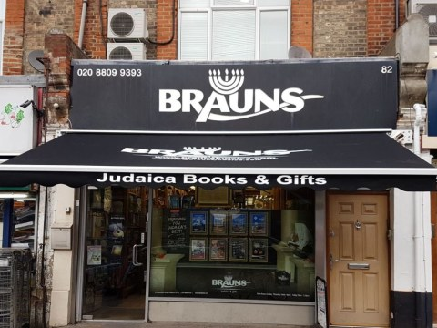 Racist called Jewish shop and said 'Hitler had the best ovens'