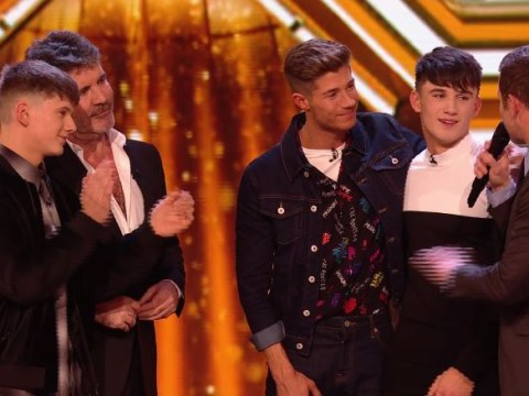 The X Factor: Sean & Conor Price and Sam Black given the boot after double elimination