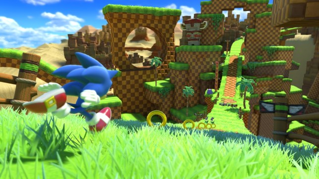 Sonic Forces (PS4) - not as good as it looks