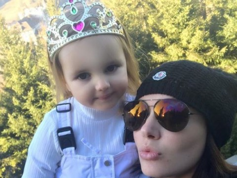 Tamara Ecclestone shows off jet set lifestyle as she reveals daughter Sophia was 'born to be an only child' in Tamara's World