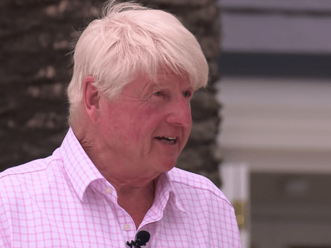 I'm A Celebrity: Stanley Johnson leaves viewers in hysterics after not knowing who anyone is