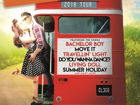 Cliff Richard songs to feature in a feel good musical Summer Holiday heading on a UK tour in 2018
