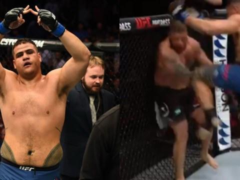 UFC Sydney: Fabricio Werdum calls for title shot as Tai Tuivasa scores superb knockout