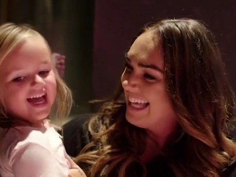 Tamara Ecclestone reminds us we're broke af as she turns swimming pool into huge soft play area for her daughter