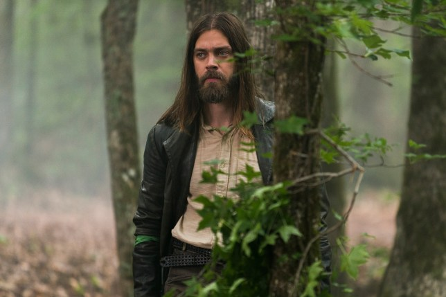 The Walking Dead's Tom Payne as Jesus
