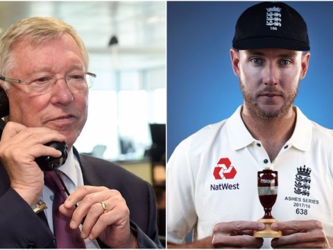 Stuart Broad reveals how Manchester United legend Sir Alex Ferguson helped him deal with Ashes abuse