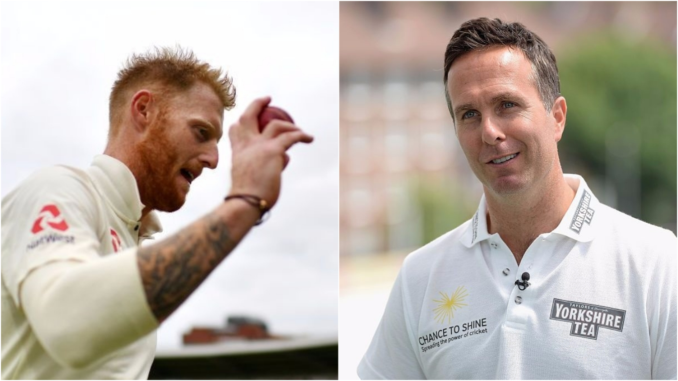 Michael Vaughan reveals his choice to replace Ben Stokes in England's Ashes team