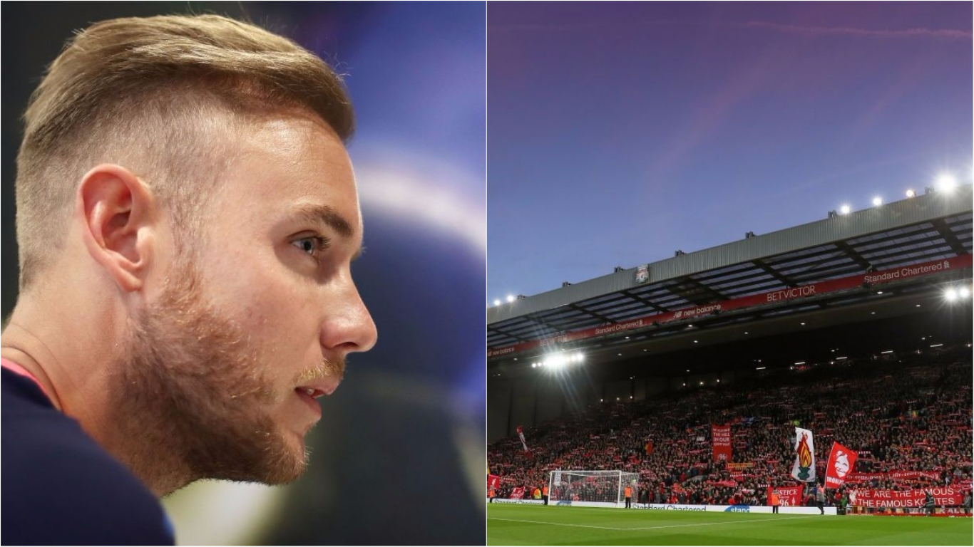 Ashes cauldron 'like playing for Manchester United at Anfield', says England bowler Stuart Broad