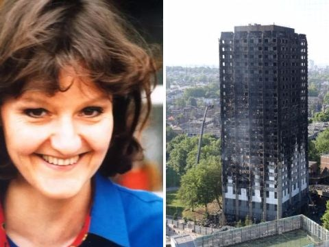 Mother and daughter died at each other's side in Grenfell Tower