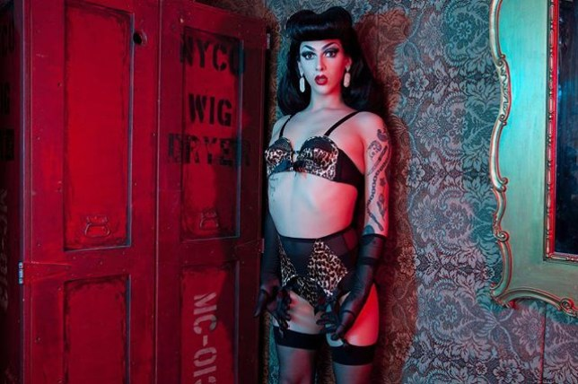901badf9ce8 Lingerie brand Playful Promises has glorious response to people who bashed  them for using a gender fluid model